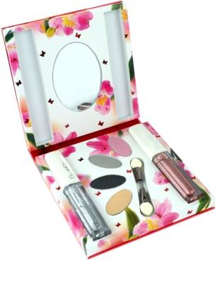 Rasasi Daala Al Banat Amani eau de parfum nőknek  + szemhéjfesték + szemhéjtus + ajakfény 4