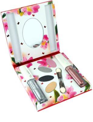 Rasasi Daala Al Banat Amani Eau de Parfum für Damen  Lidschatten + Liquid Eye Eyeliner + Lipgloss 4