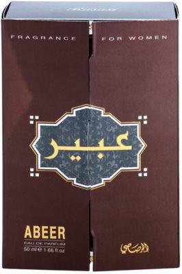 Rasasi Abeer For Women eau de parfum nőknek 1