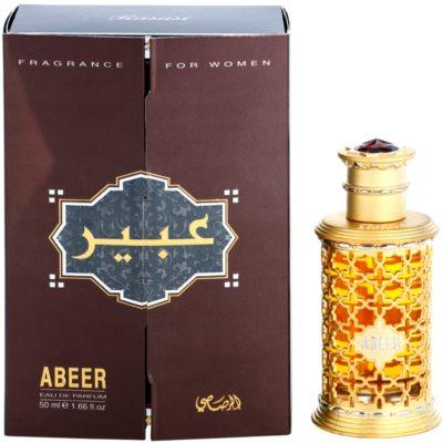 Rasasi Abeer For Women Eau de Parfum para mulheres