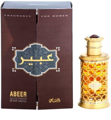 Rasasi Abeer For Women Eau De Parfum pentru femei