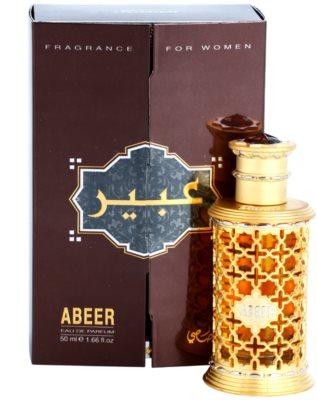 Rasasi Abeer For Women eau de parfum nőknek 2