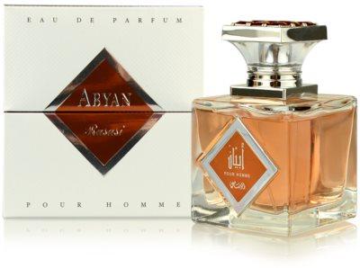 Rasasi Abyan for Men Eau de Parfum para homens