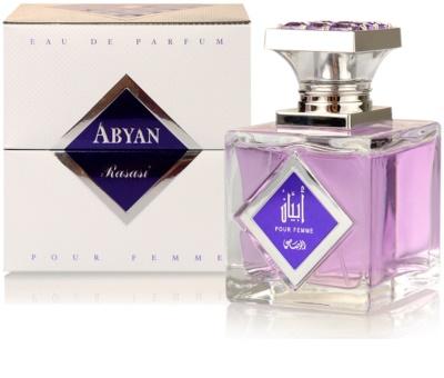 Rasasi Abyan for Her eau de parfum nőknek