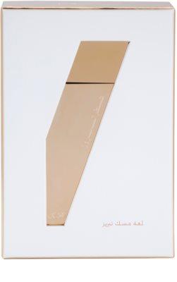 Rasasi Attar Al Boruzz Jazeebiyat Musk Tabriz Eau de Parfum unissexo 5