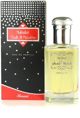 Rasasi Mukhallat Oudh Al Mubakhhar Eau de Parfum unissexo