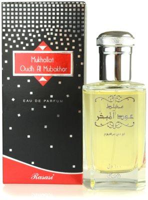 Rasasi Mukhallat Oudh Al Mubakhhar parfumska voda uniseks
