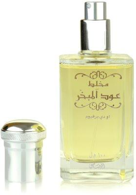 Rasasi Mukhallat Oudh Al Mubakhhar Eau de Parfum unissexo 2