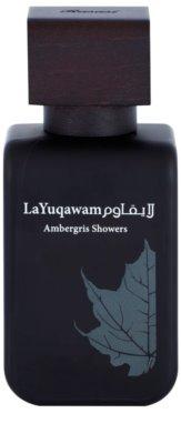 Rasasi La Yuqavam Ambergris Showers eau de parfum para hombre 3