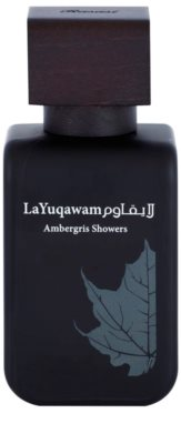 Rasasi La Yuqavam Ambergris Showers Eau De Parfum pentru barbati 3