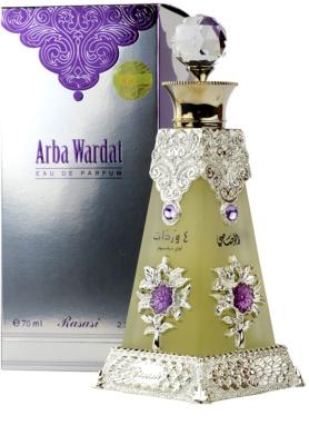 Rasasi Arba Wardat parfémovaná voda unisex