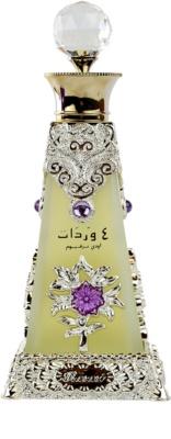 Rasasi Arba Wardat eau de parfum unisex 2