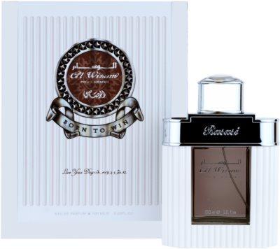 Rasasi Al Wisam Day parfumska voda za moške