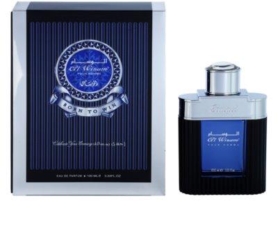 Rasasi Al Wisam Evening parfumska voda za moške