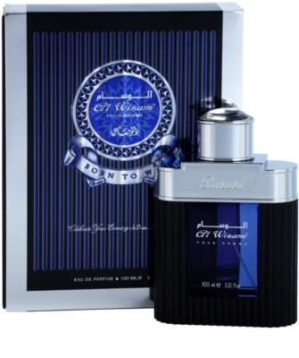 Rasasi Al Wisam Evening Eau De Parfum pentru barbati 1