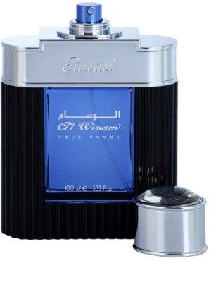 Rasasi Al Wisam Evening Eau De Parfum pentru barbati 3
