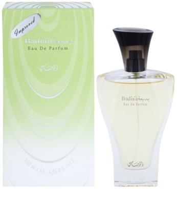 Rasasi Badia'a Eau de Parfum para mulheres