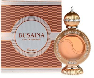 Rasasi Busaina Eau de Parfum für Damen