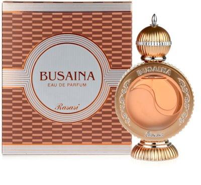 Rasasi Busaina Eau de Parfum para mulheres