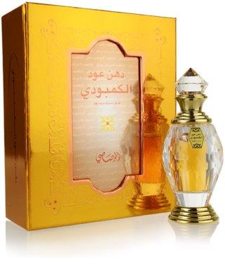 Rasasi Dhan Oudh Al Combodi Eau De Parfum unisex 1