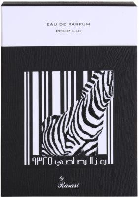 Rasasi Rumz Al Rasasi Zebra Pour Lui woda perfumowana dla mężczyzn 4