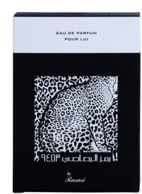 Rasasi Rumz Al Rasasi Leo Pour Lui eau de parfum férfiaknak 1
