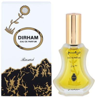 Rasasi Dirham parfumska voda uniseks