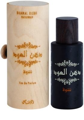Rasasi Dhanal Oudh Nashwah Eau de Parfum unissexo
