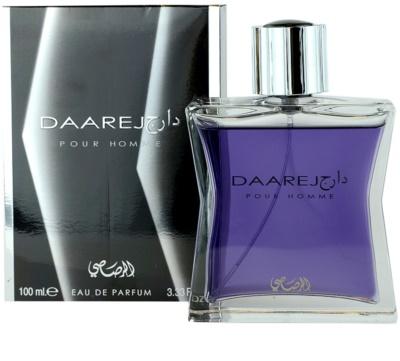 Rasasi Daarej for Men parfémovaná voda pre mužov