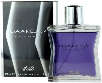 Rasasi Daarej for Men parfémovaná voda pro muže