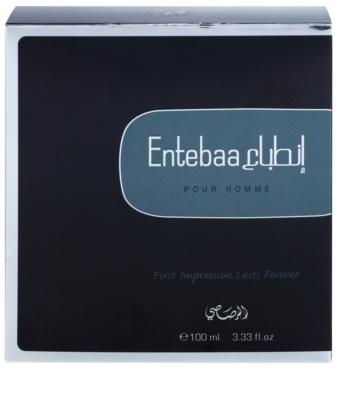 Rasasi Entebaa Men eau de parfum férfiaknak 1