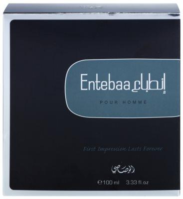 Rasasi Entebaa Men parfémovaná voda pro muže 1