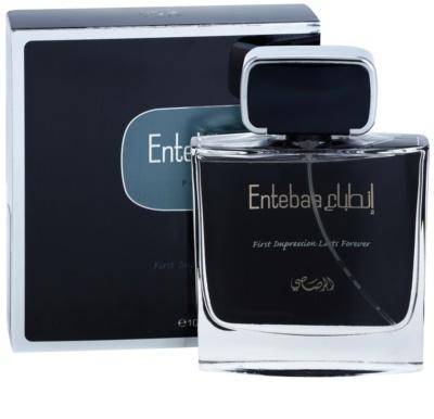 Rasasi Entebaa Men eau de parfum férfiaknak 2
