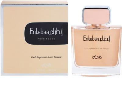 Rasasi Entebaa Pour Femme eau de parfum para mujer