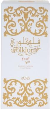 Rasasi Folklory Al Ward (Pink) Eau De Parfum pentru femei 4