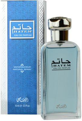 Rasasi Hatem Men eau de parfum férfiaknak