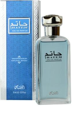 Rasasi Hatem Men Eau de Parfum para homens