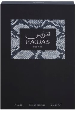Rasasi Hawas For Men Eau de Parfum für Herren 1