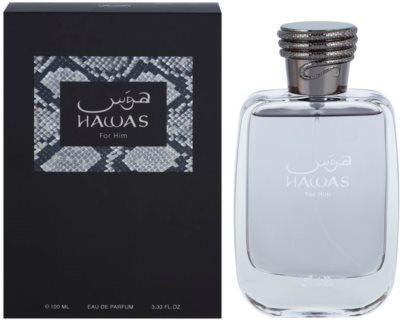 Rasasi Hawas For Men парфюмна вода за мъже