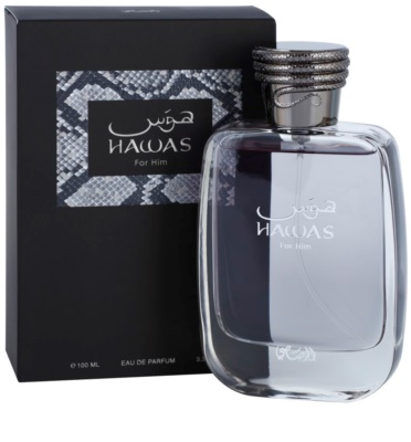 Rasasi Hawas For Men Eau de Parfum für Herren 2