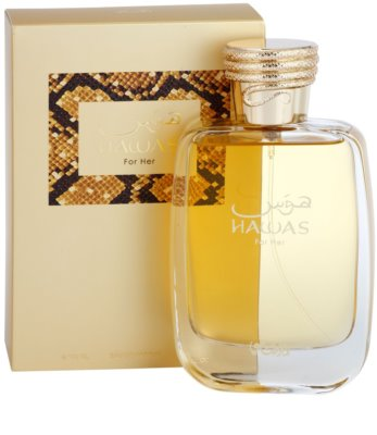 Rasasi Hawas For Her eau de parfum nőknek 2