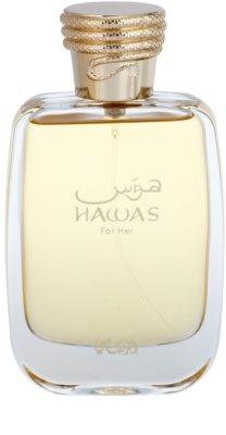 Rasasi Hawas For Her eau de parfum nőknek 3