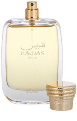 Rasasi Hawas For Her eau de parfum nőknek 4