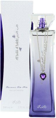 Rasasi Al Hobb Al Hakiki Eau de Parfum para mulheres