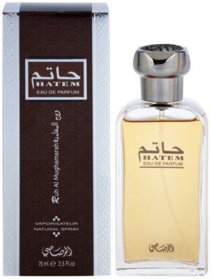 Rasasi Hatem Ruh Al Mughamarah Eau de Parfum für Herren