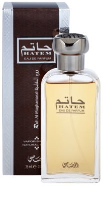 Rasasi Hatem Ruh Al Mughamarah woda perfumowana dla mężczyzn 2