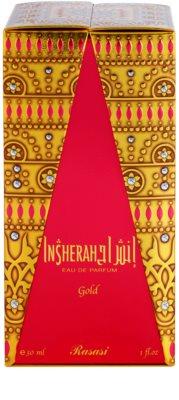 Rasasi Insherah Gold парфумована вода унісекс 1