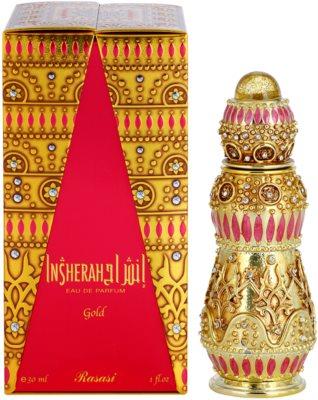 Rasasi Insherah Gold парфумована вода унісекс