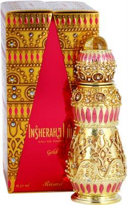 Rasasi Insherah Gold парфумована вода унісекс 2
