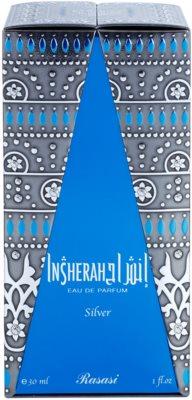 Rasasi Insherah Silver Eau de Parfum unisex 1